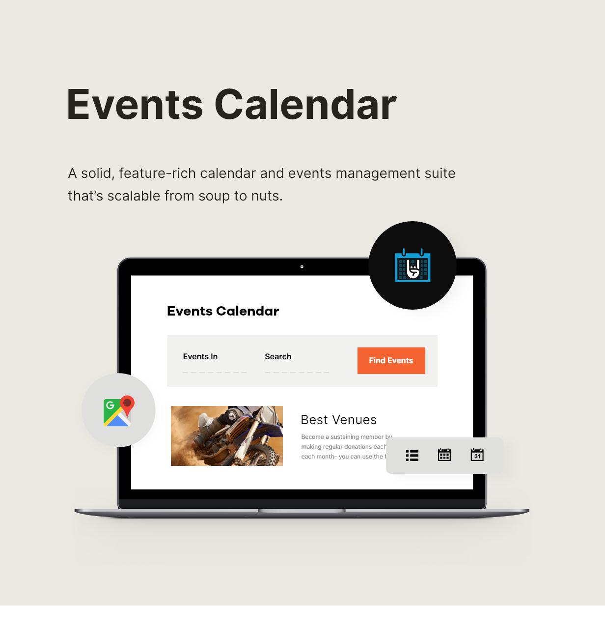 Kit | Thème WordPress pour les courses cyclistes et les événements sportifs - 6