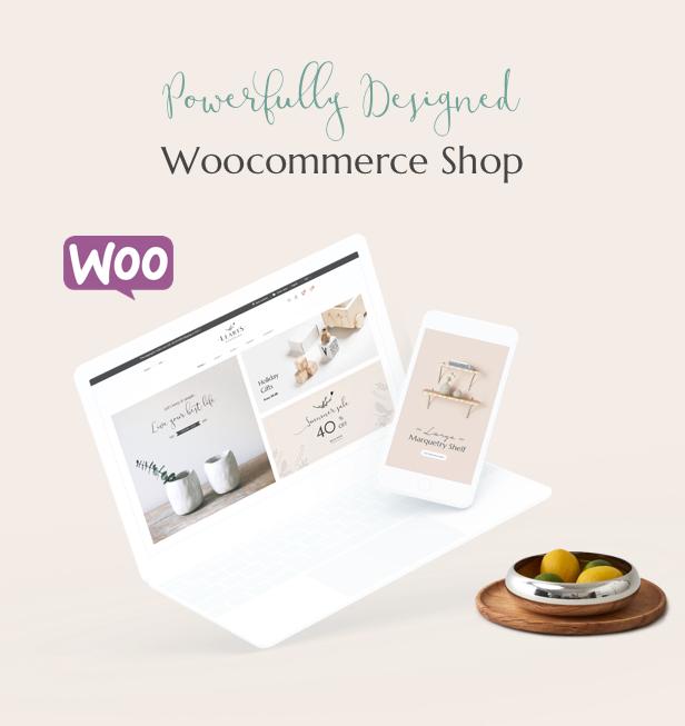 boutique faite main avec WooCommerce