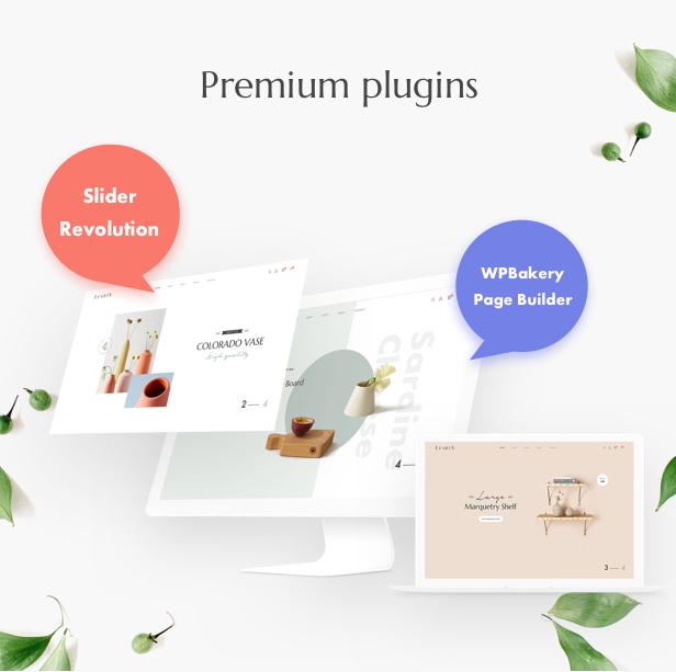 plugin premium pour la boutique à la main