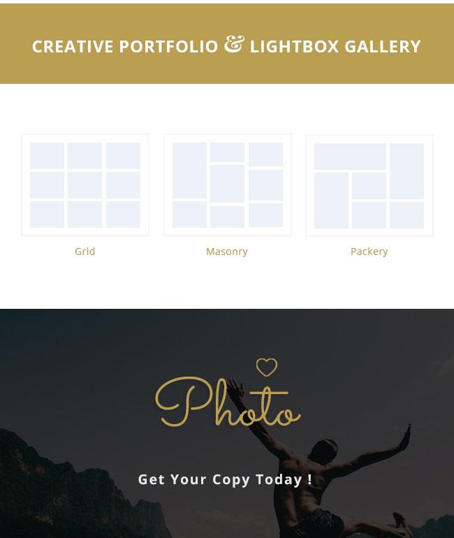 Photoluv - Thèmes de création pour photographes et photographes - 3