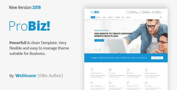 Tacon - Un thème WordPress Portfolio de Wordcase - 19