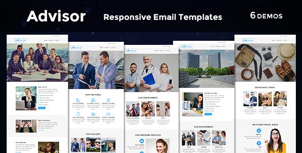 Campagne - Modèle d'e-mail réactif - 5