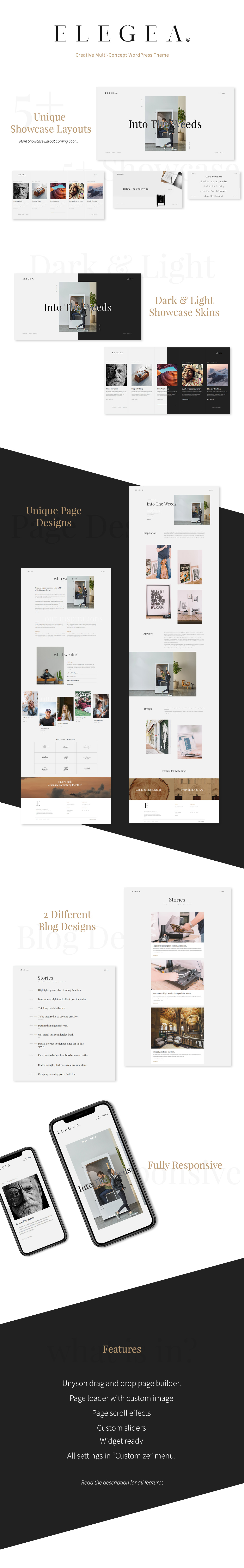 Elegea - Thème WordPress multi-concept - 2