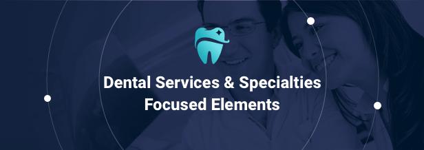 SmilePure - Thème WordPress pour soins dentaires et médicaux - 5