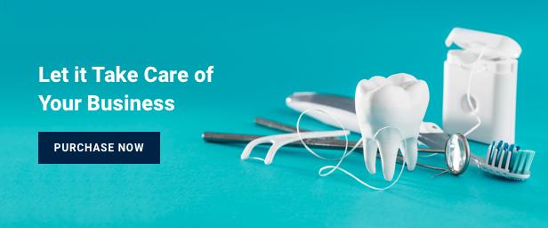 SmilePure - Thème WordPress pour soins dentaires et médicaux - 13