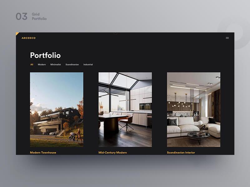 Arcdeco - Thèmes WordPress pour l'architecture et les intérieurs - 4