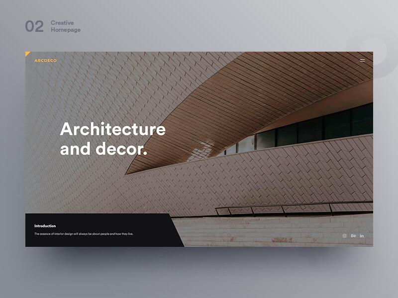 Arcdeco - Thèmes WordPress pour l'architecture et les intérieurs - 3