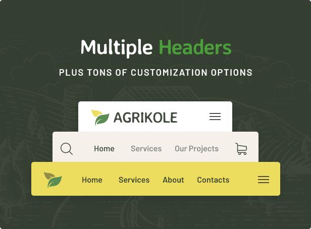 Agrikole   Thème WordPress réactif pour l'agriculture et l'agriculture - 9