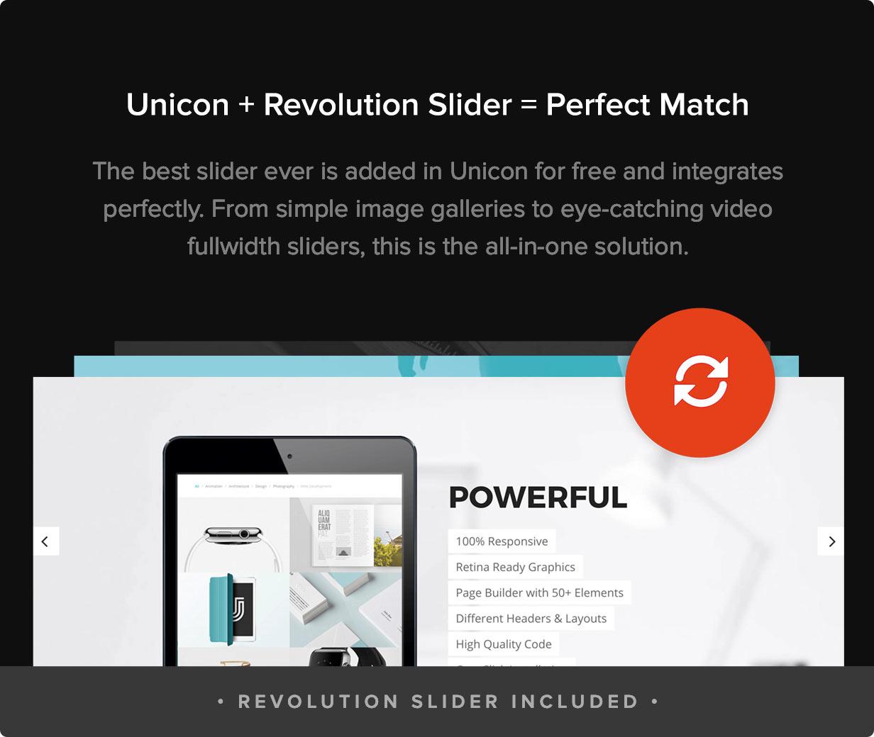 Unicon | Thème de conception polyvalent - 4