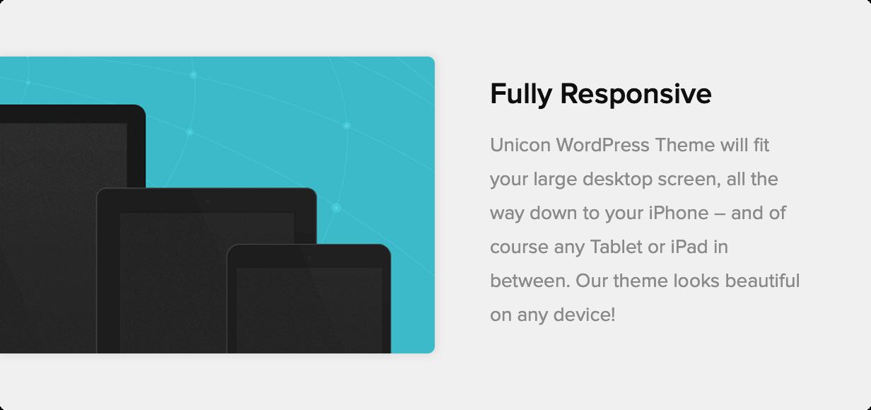 Unicon | Thème polyvalent basé sur la conception - 10