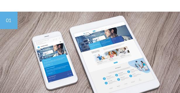 Clinique à thème WordPress, hôpital, médecin, beauté, santé et médecine
