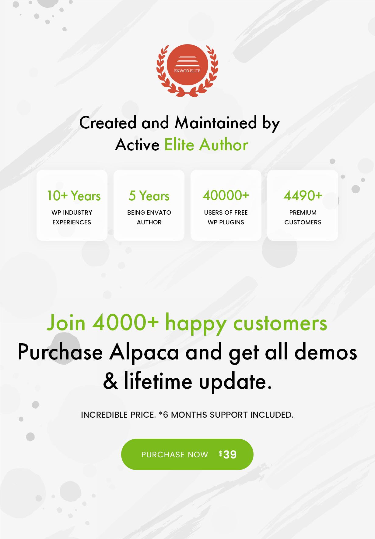 Alpaga - Thème WordPress pour magazine indépendant