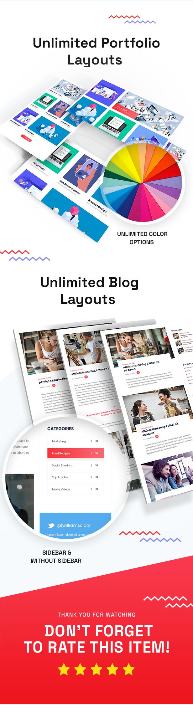 Ninja - Thème WordPress pour le référencement et le marketing numérique - 5