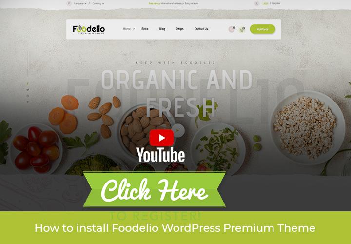 vidéo foodelio