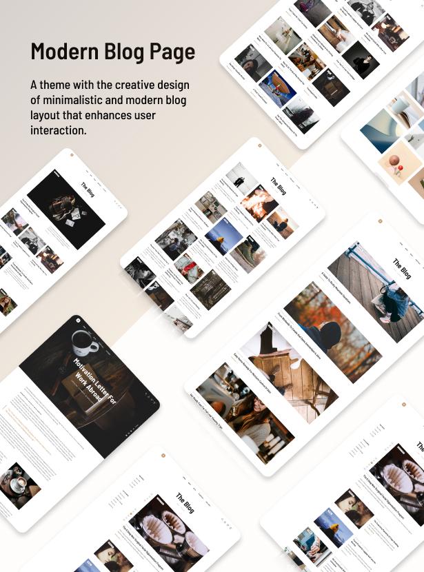 Reviens - Thème WordPress Mode WooCommerce