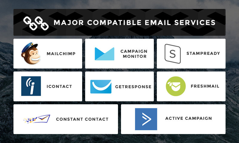 Modèles de courrier électronique Pennyblack