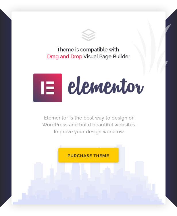 Thème WordPress industrie et ingénierie
