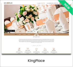 KingPlace - Thème WordPress pour la réservation d'hôtels, de spas et de centres de villégiature