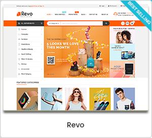 Revo - Thème WordPress multi-usage
