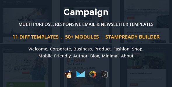 Agence d'assurance - Modèle de newsletter par e-mail réactif polyvalent - 2