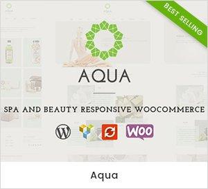 Thème WordPress adaptatif pour sites de spa et de beauté WooCommerce