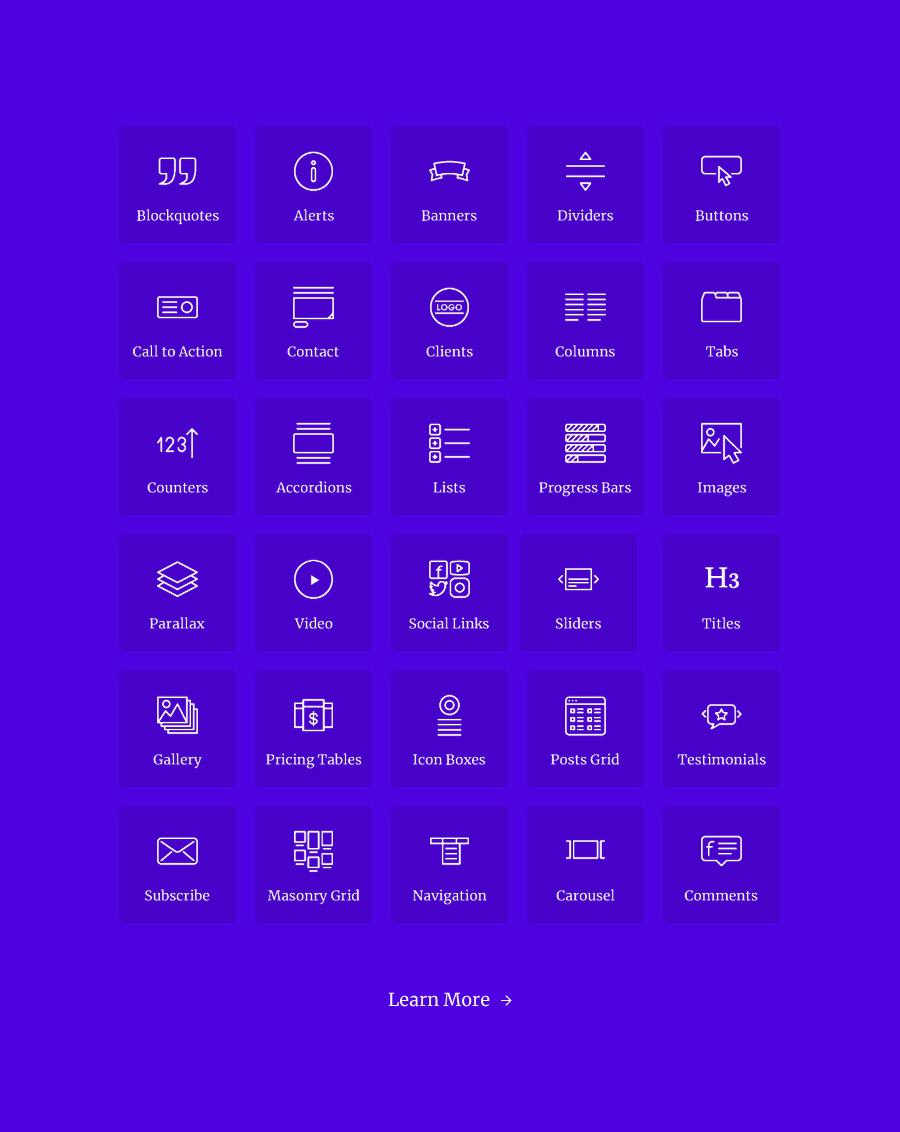 Norto - Thème WordPress pour les portefeuilles créatifs - 9