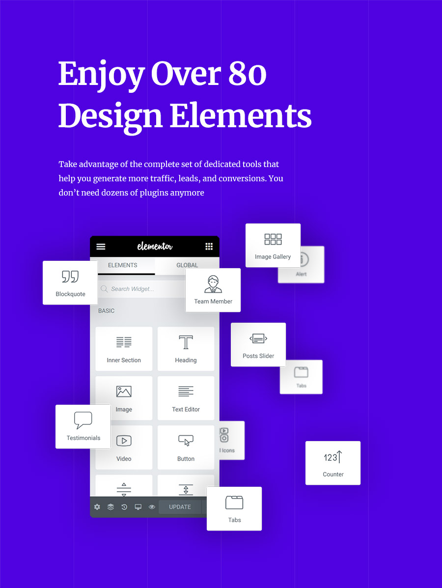 Norto - Thème WordPress pour les portefeuilles créatifs - 8
