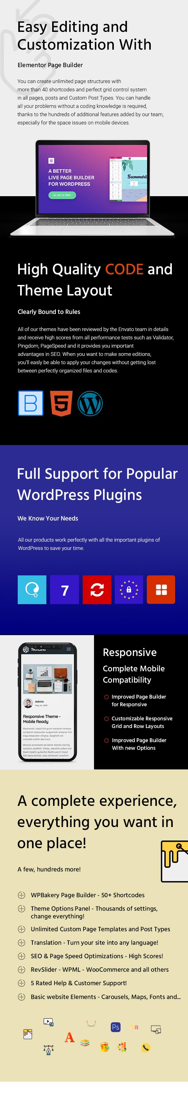 betakit - Thème WordPress Elementor pour les agences numériques et marketing